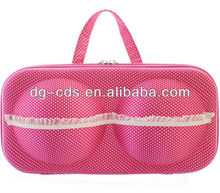 fashion EVA beautiful hard case bra travel case
