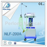 CE Marked High Quality Medical Ventilators Brands NLF-200A