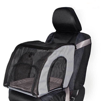 Fashionable Foldable Pet Cage Dog Car Seat carrier