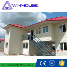 hot sale Americas style iso certification modular moblie house plan for construction site in cheap price made in china