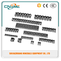 2016 Hot Sale Single/double Strand Short Pitch Precision Roller Chains