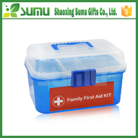 Made In China Superior Quality Emergency Factory Empty Plastic First Aid Box