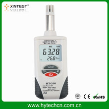 HT-350 Wholesale digital psychrometer with dew point and web bulb temperature