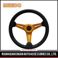 2016 hot selling silicone rubber car steering wheel