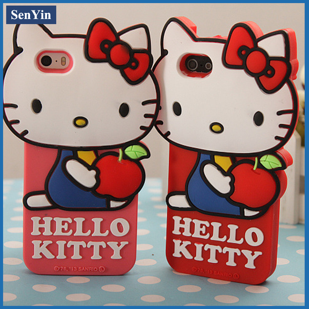 High Quality Fashionable 3D Animal Shape Cell Phone Cover Machine