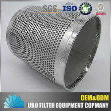 Enhanced Stainless Steel SIntered Wire Mesh Filter Cartridge