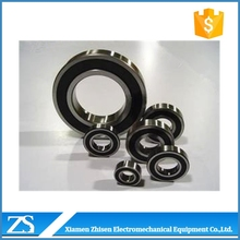 made in china sealed deep groove ball bearing 6203 6204