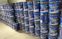 Capillary crystalline waterproofing coating chemicals for ground and wall