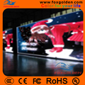 Indoor display function P4 LED rental video walls
