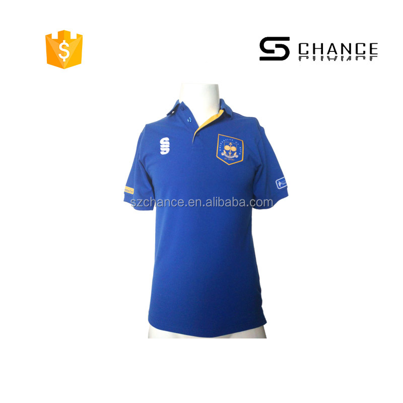 High quality custom polo t shirt