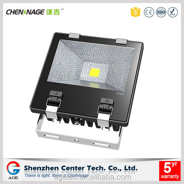 Shenzhen Industrial outdoor floodlighting 70w led projector,cob flood lighting led, long lifespan led flood bulb