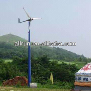 CE APPROVED New designed 3KW off grid wind turbine generator