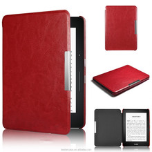 PU Leather Case For New Kindle 2014 Version Case For Amazon New Kindle