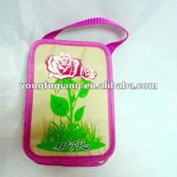 glove can cooler rose design nice shape 2014 new style