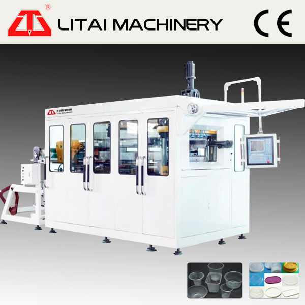 PP/PS/PET/PVC/HIPS Cup Making Machine