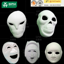 New design half skull mask with great price