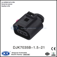 KY connector VW, Audi, Seat, Skoda 1J0973703 3 Way Female Auto Connector