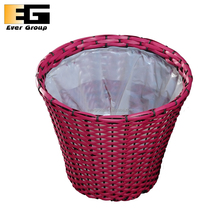 Round Plastic Plant Pots Garden Planter for Hydroponic Growing Systems