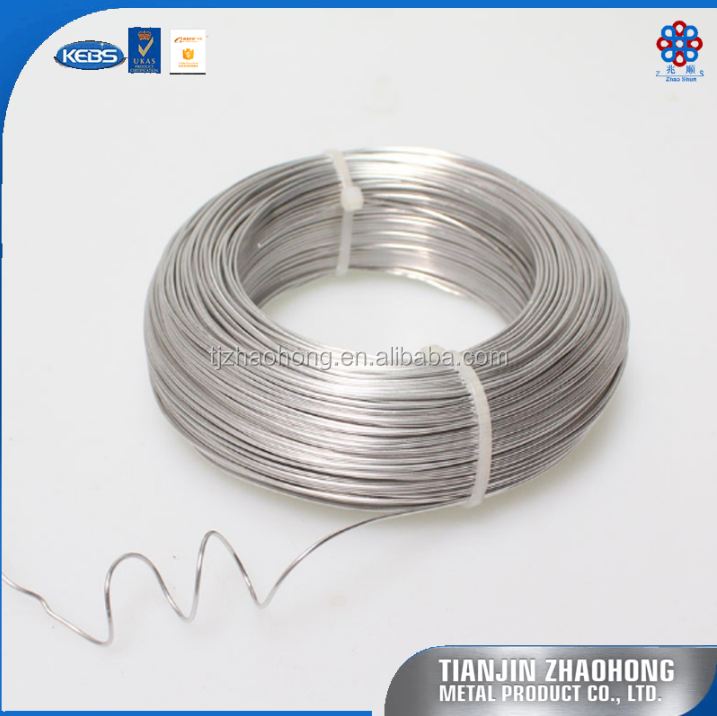 Custom Spring Steel Galvanized Wire Forming For Machine Part