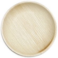 100% Biodegradable Wooden Square Areca Leaf Plates