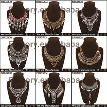 Anniversary Brilliant Fashion Jewelry Made In China Wholesale dylanlex style statement necklace For Lady
