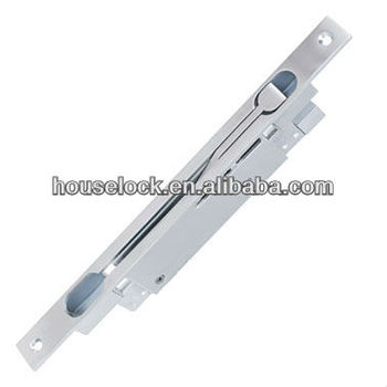 Hot selling stainless steel lever coherent antique lever action locking flush door bolts