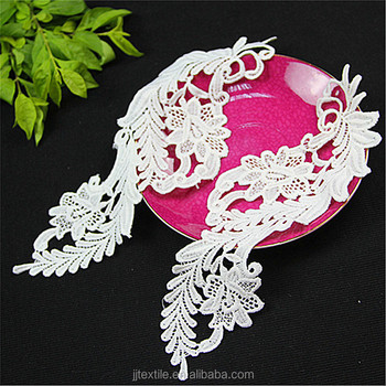 New style embroidery designs collar & embroidered lace & collar neck designs for ladies suit