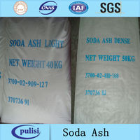 hot sale bulk sodium carbonate soda ash 99.2% light and dense price