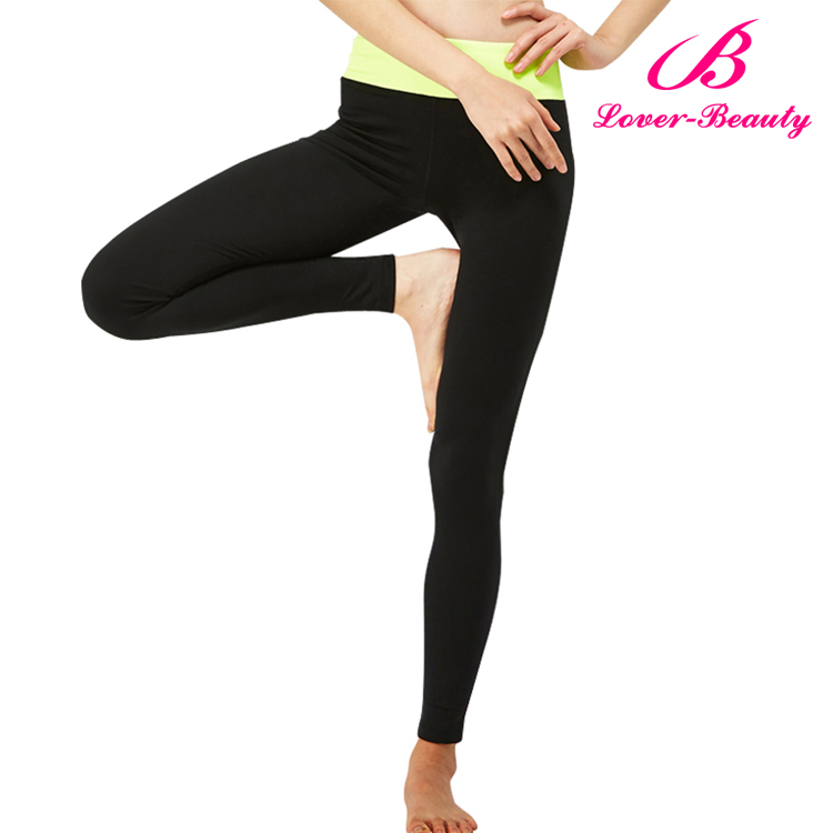 OEM 2016 Women Gym Leggings Custom Colorful Yoga Pants