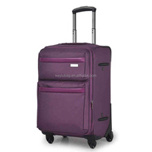 Factory wholesale hot good quality trolly travel professional bussiness luggage