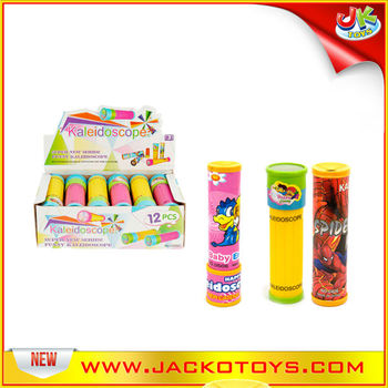 Promotional toys for kid,Plastic kaleidoscope