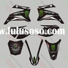 Dirt Pit bike Motorcycle TTR MONSTER GRAPHICS