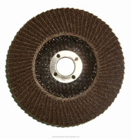 Calcined Aluminum Oxide Spindle Flap Disc Abrasive Grinding Wheel China Supplier