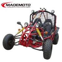 150cc engine gas 4 wheels off-road go kart have strong bility