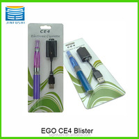 Most popular and wholesale price ego ce4 blister kit ce4 atomizer egot battery,electronic cigarette inno ce4