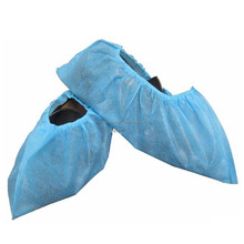 Disposable None Wovens Shoe Cover, Medical Overshoes