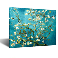 Van Gogh Wall Painting Flowers Decorative Wall Hanging Picture