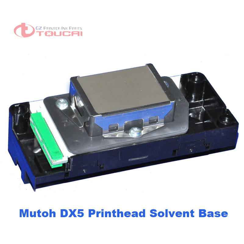 Low price !!! dx5 slovent original printhead for Mutoh Valuejet VJ 1204/1304/1604/1604W/1614