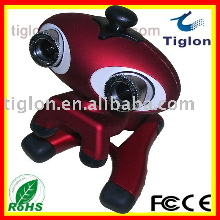 PC Laptop 2D /3D Webcam Skype MSN Video Chat 3D webcamera