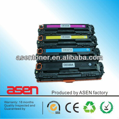 compatible hp 320a color toner cartridge