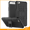 Heavy Rugged Hybrid Armor Stand Case For OPPO F3 Plus Back Kickstand Case Cover