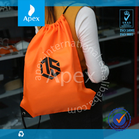 Cheap new arrival oxford fabric drawstring sports bag