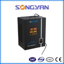 air conditioner wall mount voltage regulator/stabilizer with Power Voltage Protector/Surge Protector,