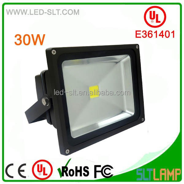 CE UL 10w to 500w 3years warranty portable remote area led flood light