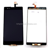 LCD display Touch Screen Digitizer Assembly for Sony Xperia T2 Ultra D5303 D5306 XM50h
