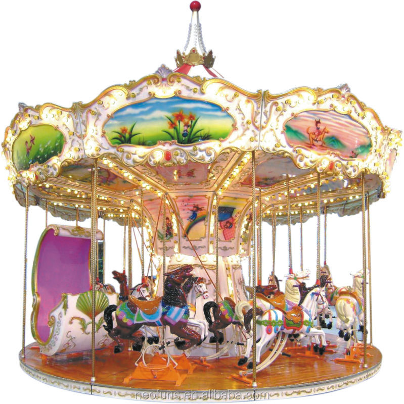 Professional & Extreme Outdoor Fairground Theme Amusement Park Rides For Sale