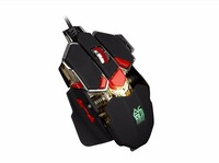 Fashionable Mouse Gaming Optical 3200 DPI Gaming Mouse USB Wired Game Mouse for Laptop PC Computer