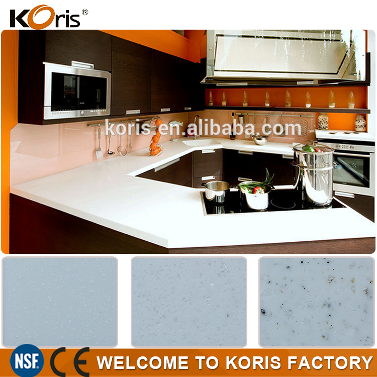 Factory wholesale solid surface laminate kitchen countertops cheap