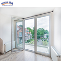 HIGH QUALITY CHEAP UPVC CASEMENT DOOR/CHEAP UPVC DOOR