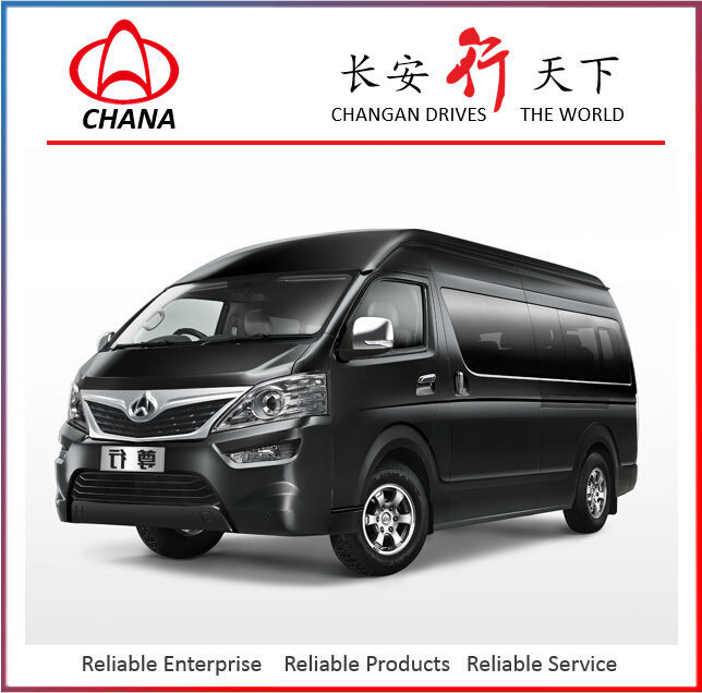 2014 BEST used Changan hiace bus